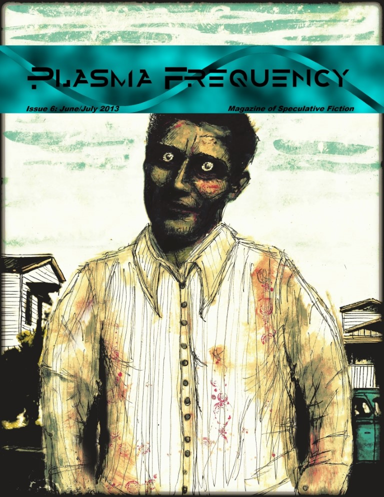 cover for Plasma Frequency #6